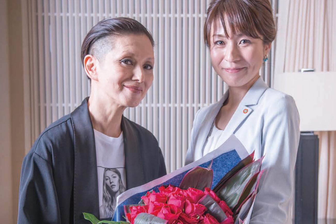 東北復興支援映画夏木マリ